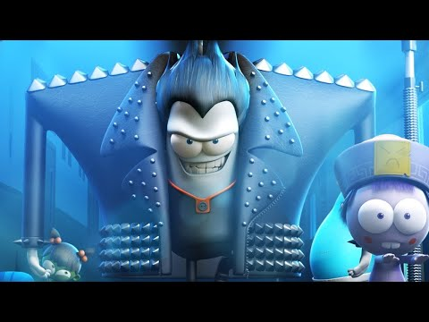 Funny Animated Cartoon   Spookiz   Fashion Show   Videos For Kids   CARTOON TV