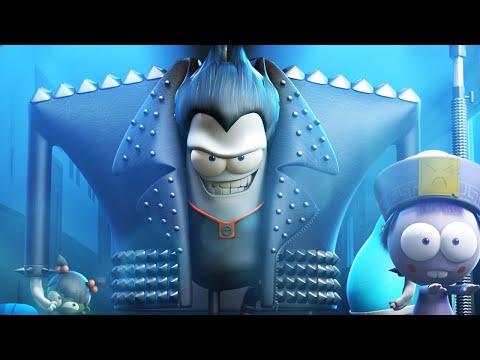 Funny Animated Cartoon | Spookiz | Fashion Show | Videos For Kids | CARTOON TV