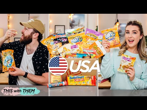 *EPIC* American Candy