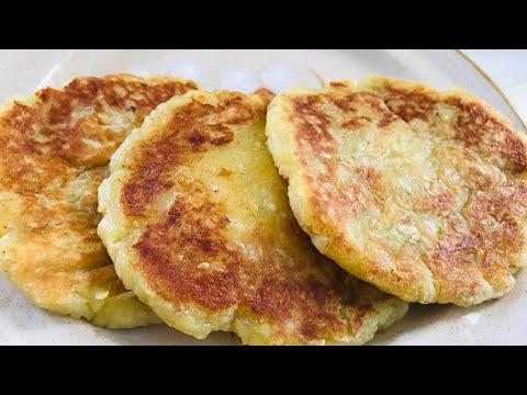 แพนเค้กมันเทศ อร่อยเพื่อสุขภาพ ทำเองง่ายๆได้ที่บ้าน|อาหารว่าง อาหารเช้า ช่วงไวรัสโควิด-19 ระบาด