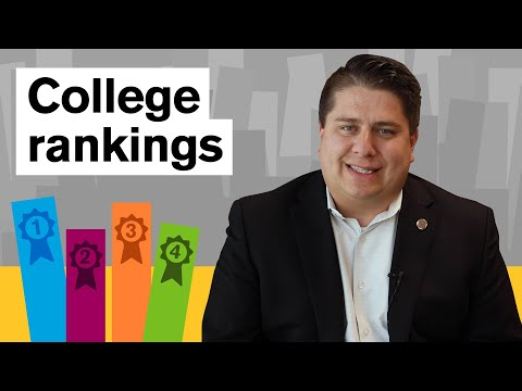 Do College Rankings Matter? | Arizona State University