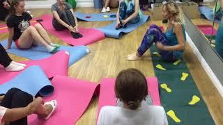 Детский фитнес 3-6 лет