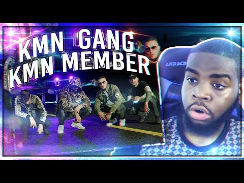KMN GANG - KMN MEMBER (prod. LUCRY x ABOOM) REACTION!!