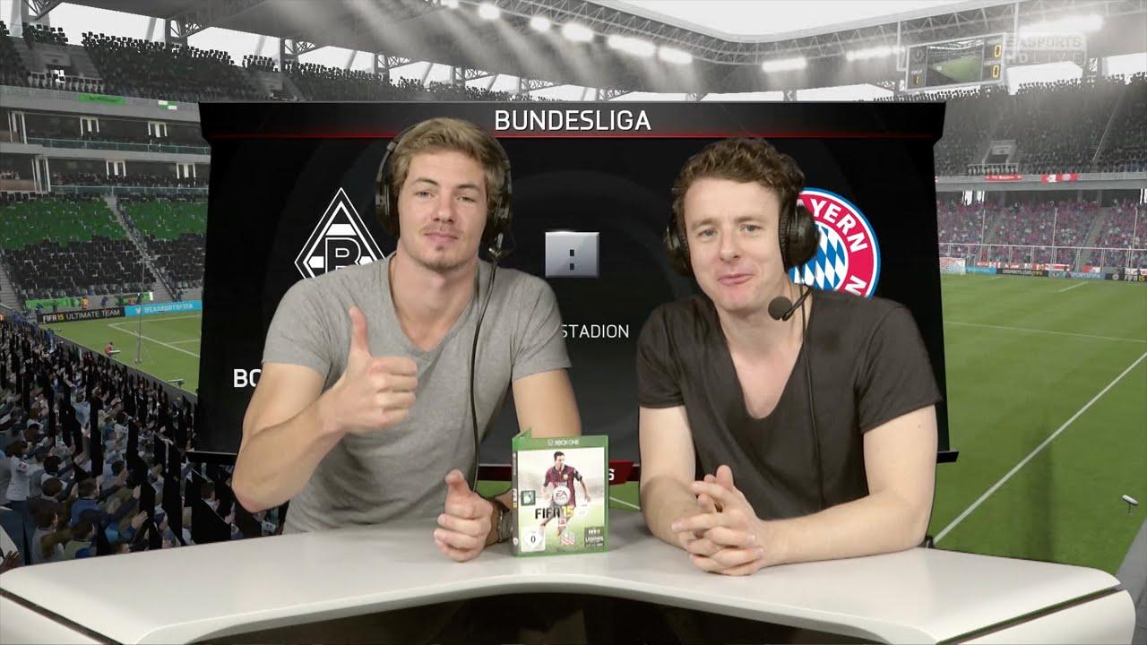 Gladbach Gegen Bayern München