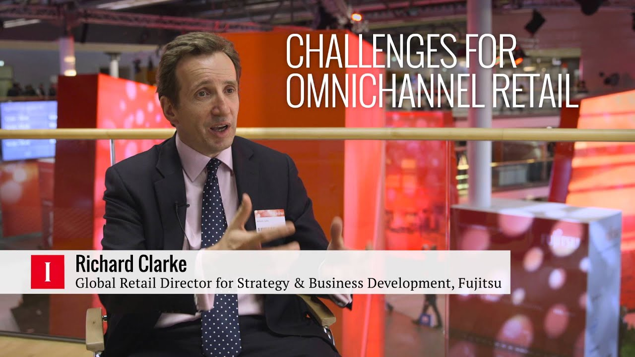 Richard Clarke diz que a transformação digital no varejo vai muito além do que apenas tecnologia
