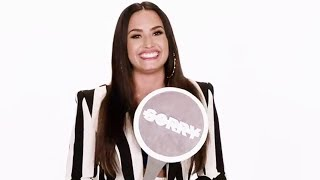 Demi Lovato REGRETS Twitter Feuds, But Isn't Sorry For Hooking Up With Exes