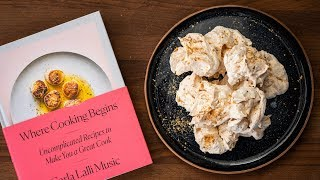 Praline Meringues | By Carla Lalli Music | From Where Cooking Begins