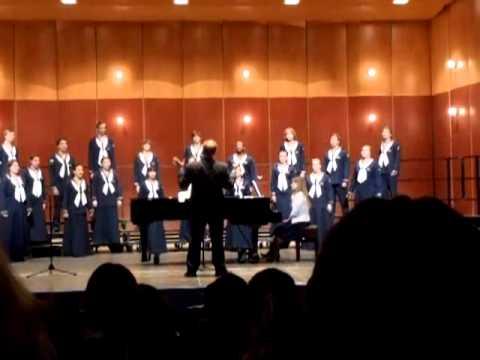 Mona Shores High School Choir