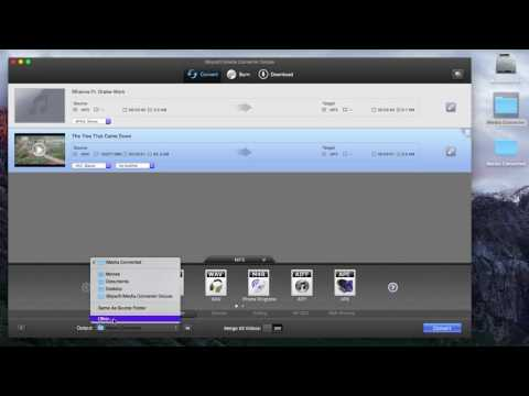 How to Convert Audio to MP3, WMA, WAV, etc [iSkysoft iMedia Converter Deluxe]
