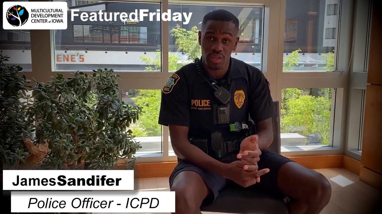 Featured Friday: James Sandifer