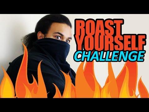 ROAST YOURSELF Challenge! (SSJ Carter)