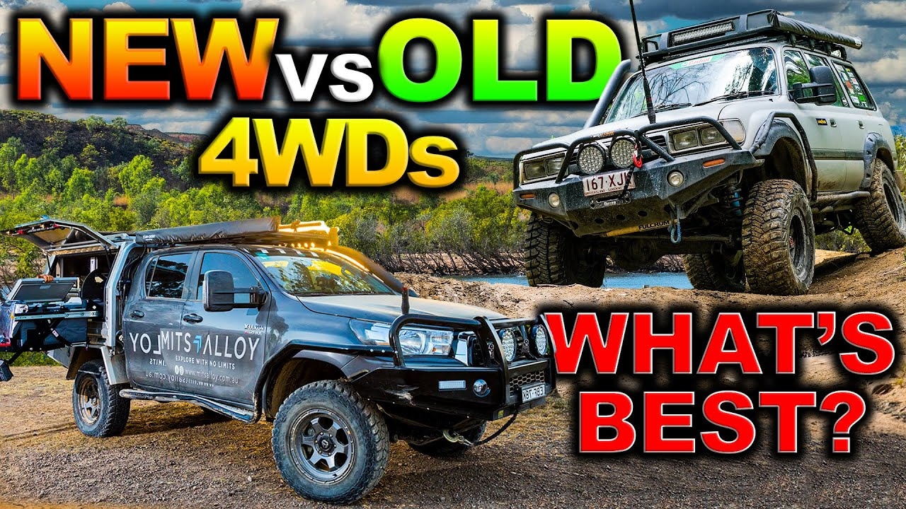 Are older 4WDs REALLY more capable & reliable than new? Our controversial answer! WIN A TRIP WITH US