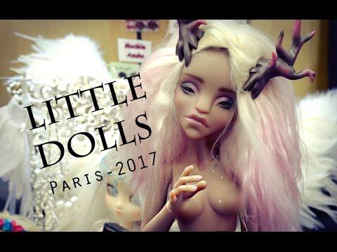 CONVENTION - LITTLE DOLLS PARIS 2017