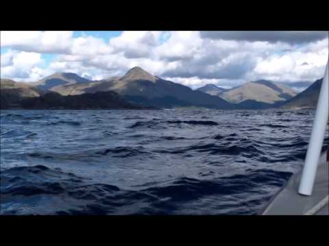 Wayfarer &39;Shuna&39; Cruise - Scotland May