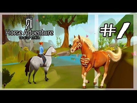 Horse Adventure: Tale of Etria #1 - Początki bywają trudne