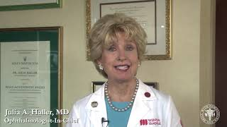 Julia A. Haller, MD - U.S. News & World Report 2020 Best Hospital Rankings