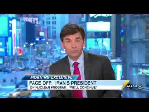 Mahmoud Ahmadinejad Epic Clash ! ( MUST WATCH)
