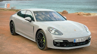 2018 Porsche Panamera 4 E-Hybrid - Can it Compete Against the Tesla Model S?