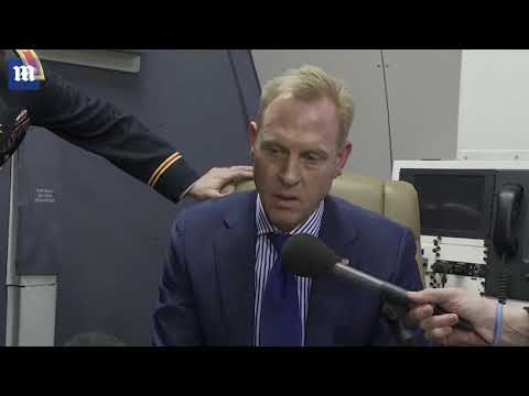 Patrick Shanahan undecided on the wall as a military necessity