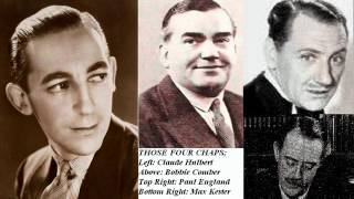 Claude Hulbert & others - Those Four Chaps Go Shopping (1930)