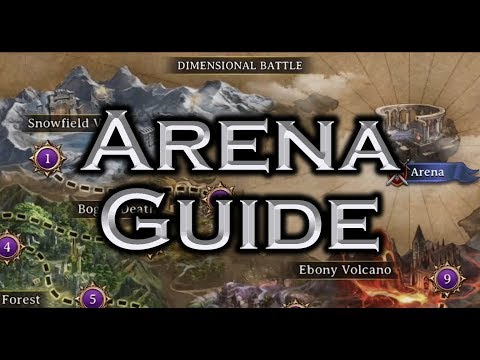Iron Throne  Arena Guide, Dimensional Battle Setup and Tips
