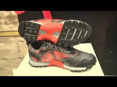 Reebok All Terrain Super Spartan Red Running Shoes At Reebok Store Jubilee  Hills - Hybiz. f3efa75d4
