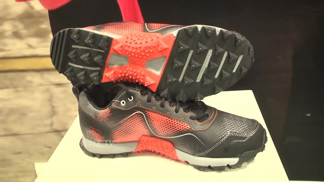 Reebok All Terrain Super Spartan Red Running Shoes At Reebok Store Jubilee  Hills - Hybiz.tv 0225cdd62