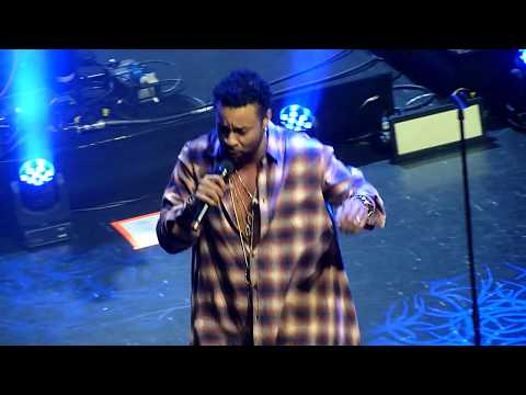 Shaggy  Oh Carolina  Indigo2, London  December 2017