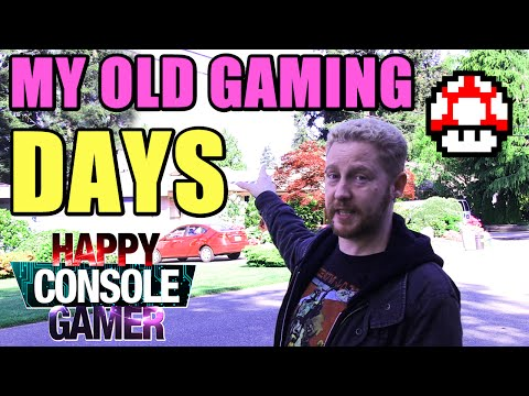 WHERE I USED TO GAME! - Happy Console Gamer