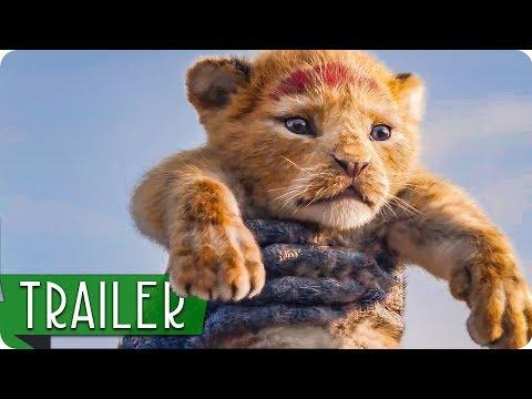 KÖNIG DER LÖWEN Trailer German Deutsch (2019)