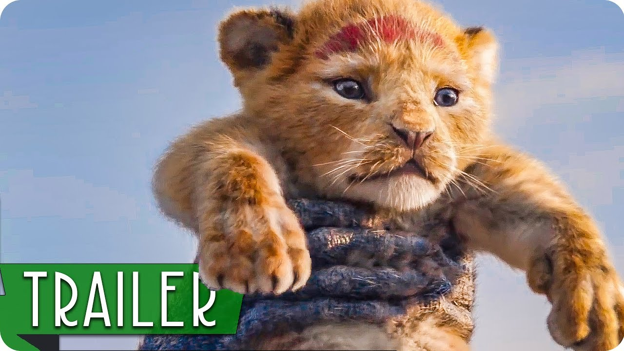 Konig Der Lowen Trailer German Deutsch 2019 Youtube