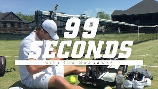 99 Seconds with the Seahawks (20180903)