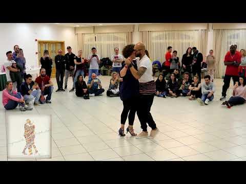 "Albir Rojas & Maria Crespo   Stézy Zimmer ""Minha Terra"" Prod. by Stef   Kizomba Andorra"