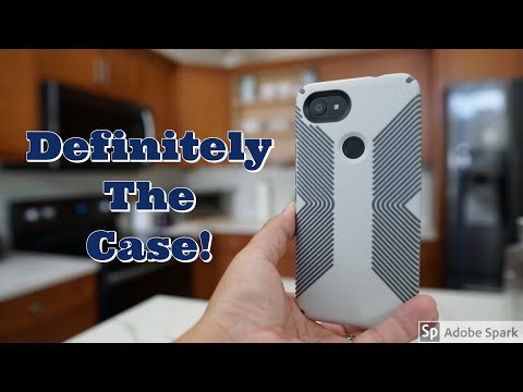 Pixel 3a XL - Speck Presidio Grip Case Review