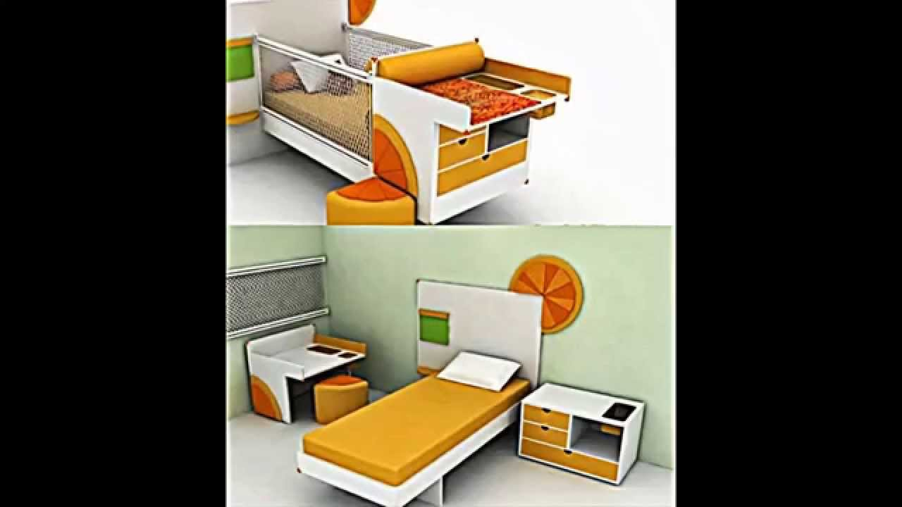 8 praktische ideen f r m bel f r kleine r ume youtube. Black Bedroom Furniture Sets. Home Design Ideas