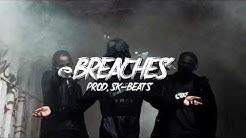 "SJ X Double Lz X Bandokay Type Beat ""Breaches"" | UK Drill Instrumental [Prod. SK-Beats]"