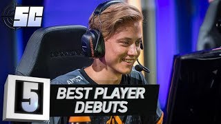 5 Best Player Debuts in LoL History | LoL esports