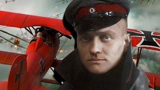 Czerwony Baron - as niemieckiego lotnictwa  - I wojna światowa