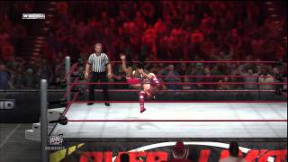 wwe 12 maryse vs kelly kelly divas championship match
