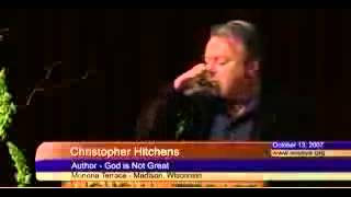 Christopher Hitchens - Freedom From Religion Foundation