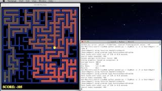 Pacman Search CS188 Question 1