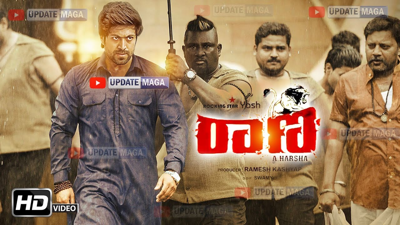 Yash Raana Movie 2019 Update Rocking Star Yash Next Movie After