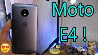 مراجعة هاتف Moto e4 ,افضل خيار !