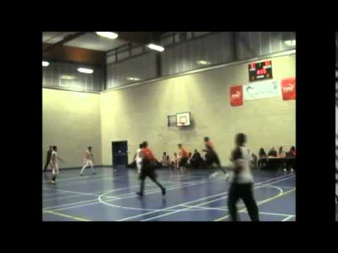 Birmingham Met College vs Gateway College - EABL Week 9 - 19.11.14