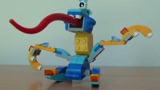 LEGO MIXELS SNOOF TURG MURP Instructions Lego 41541 Lego 41543 Mixels Series 5