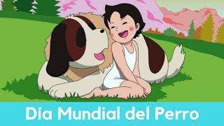 ¡Heidi os desea un Feliz Día Mundial del Perro!
