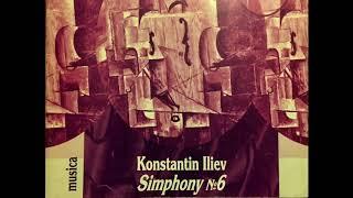 Konstantin Iliev - Symphony No. 6 (1. Andante)