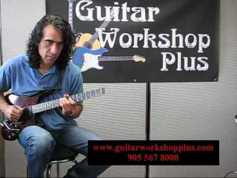 Guitar Workshop Plus-John Pelosi promo.flv