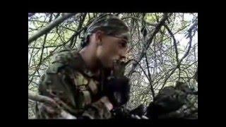 Контрабасы.Разведка Чечня.1