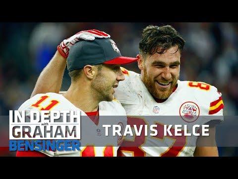 Travis Kelce on Alex Smith's personality